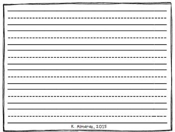A term paper outline