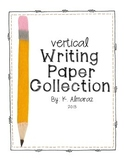 Writing Paper Collection (Vertical)