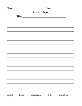 Writing Paper For Different Types Of Writing