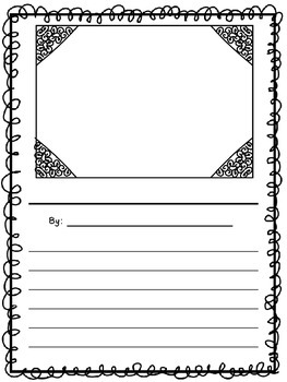 Writing Paper- Freebie!