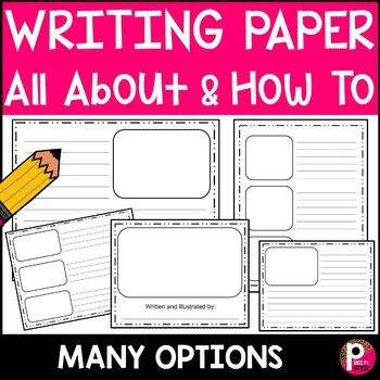 Sequencing, How To and All About Writing Paper