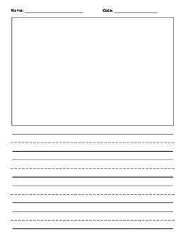 Writing Paper (Journal Writing)