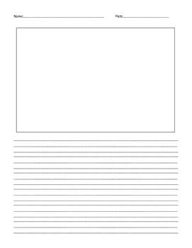Writing Paper K-2 PDF