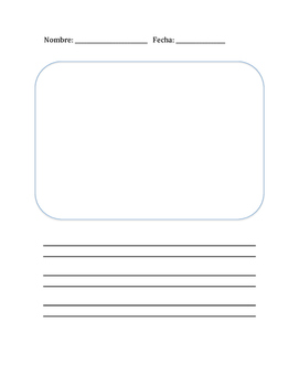 Writing Paper/ Papel Para Escribir