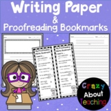 Writing Paper (Rough Draft & Publish Papers)