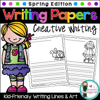Writing Papers: Spring Theme