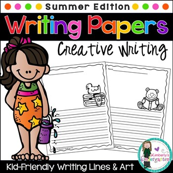 Writing Papers: Summer Theme