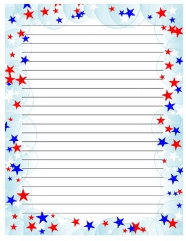 Writing Paper Templates - Holiday Mix by Grooving Through the Grades
