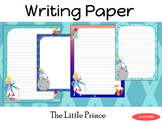 Writing Paper - The Little Prince