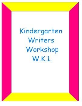 Writing Paper W.K.1.
