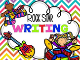 Writing Paper - Rock Star Writing