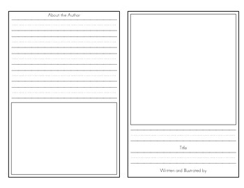Writing Paper for Picture/Story Books