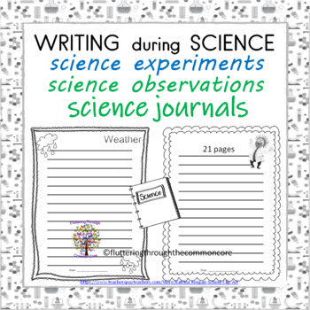 Science Journals Writing Paper   (21 Pages)