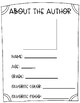 Writing Paper for Young Authors