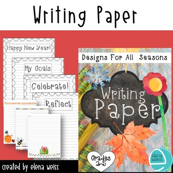 Writing Paper for all Seasons