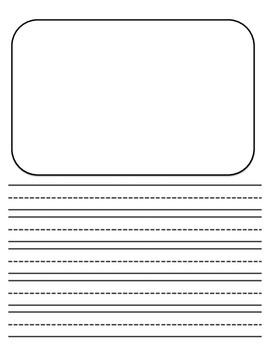 Writing Paper (great for writing center)