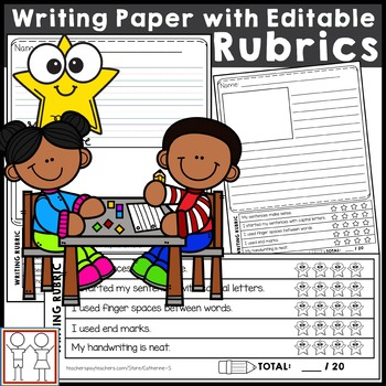 Writing Paper with Rubrics