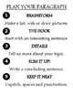 Test Prep Paragraph Writing *Updated 2017