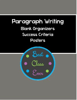Writing Paragraphs EQAO Test Prep