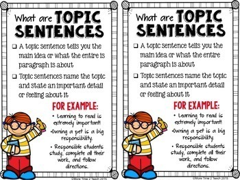 Writing Paragraphs: How to Series