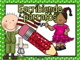 Writing Paragraphs in Spanish-May