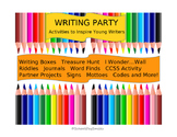 Writing Party! Activities to Inspire Young Writers