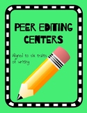 Writing Peer Editing Centers