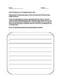 Writing Persuasive Donation Money