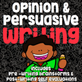 Writing - Persuasive/Opinion - No Prep Guided Practice - P