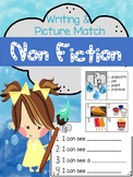 Writing Picture Match Non-Fiction