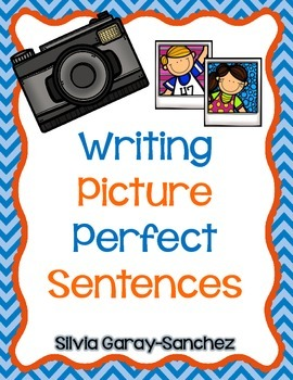Writing Picture Perfect Sentences