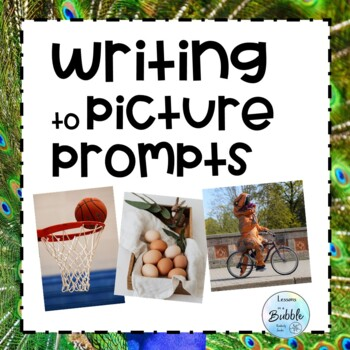 Writing Picture Prompts for RTI or Special Ed