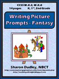 Writing Picture Prompts - Fantasy