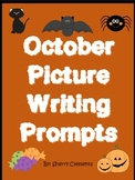 October Writing Picture Prompts