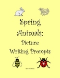 Spring Animals Writing Prompts