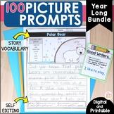 Writing Picture Prompts - BUNDLE -  Printable & Digital Google™ Slides