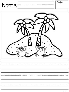 Writing Picture Starters set 3 {pack of 20}