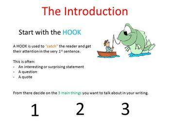 "Writing Plan Pack-Teach them to write a 5 paragraph essay the ""easy way"""