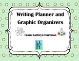 Writing Planner and Graphic Organizer Set