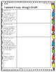 Writing- Planning Pages, Rough Drafts, & Editing Pages for Students