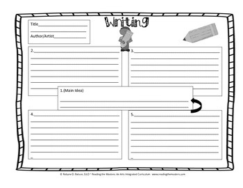 Writing Planning Sheet
