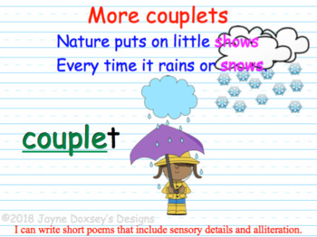 Writing Poems with Primary Students