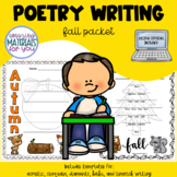 Writing Poetry | Fall