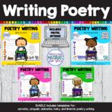 Writing Poetry | Growing Bundle