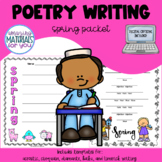 Writing Poetry | Spring