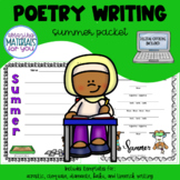 Writing Poetry | Summer