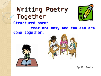 Writing Poetry Together