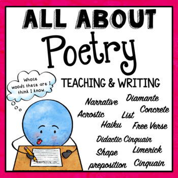 Writing Poetry- Types of Poems