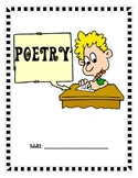 Writing Poetry Unit - third, fourth, fifth grade