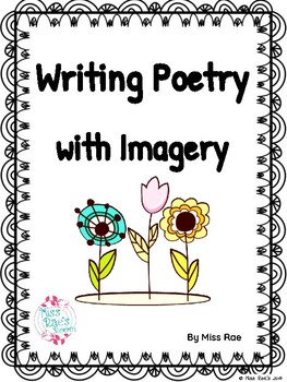 Writing Poetry with Imagery Lesson